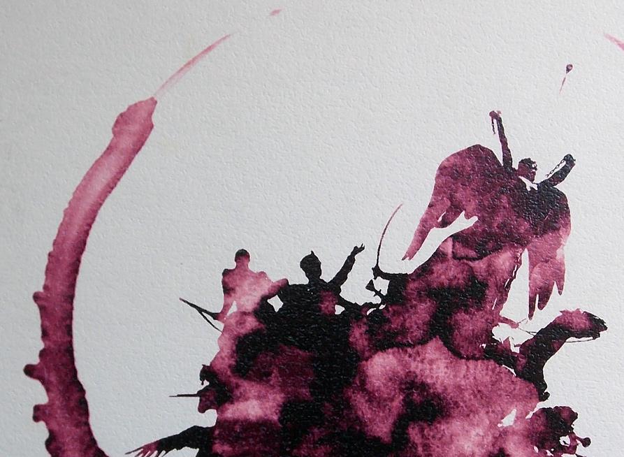 Concurso etiqueta bolsa de comercio 2010 julio irrazabal - Manchas de vino ...